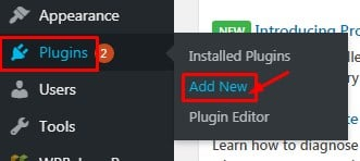 Plugin in WordPress