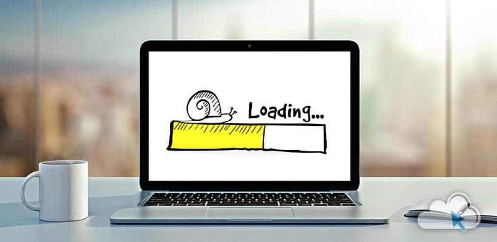 Loading Speed Website