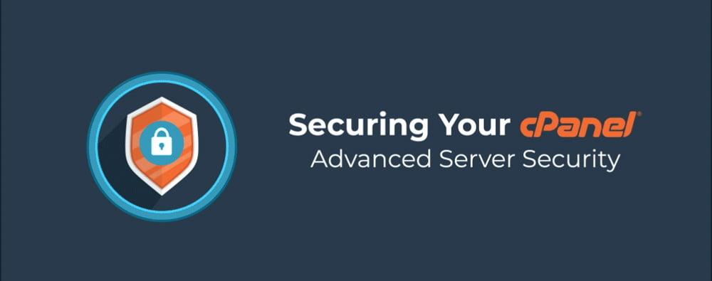 Securing cPanel Server