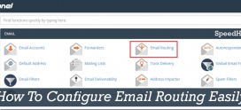 How To Configure Email Routing Easily!