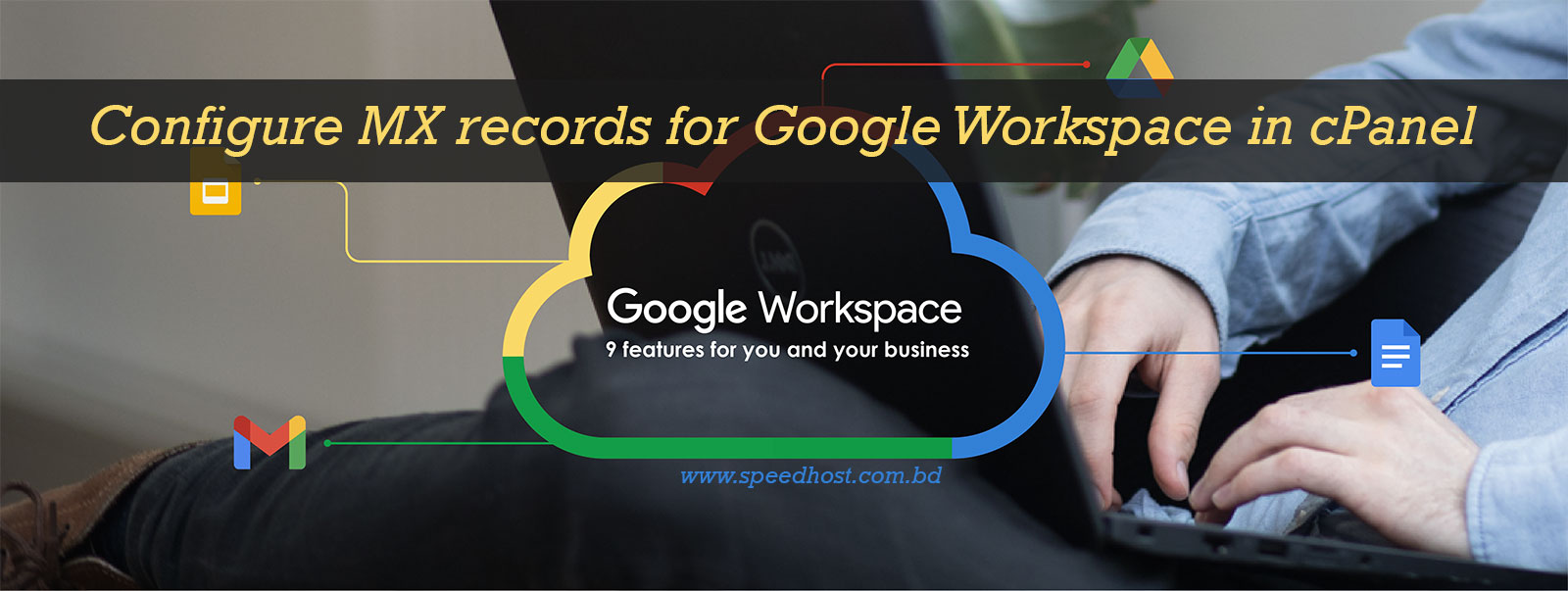 How to configure MX records for Google Workspace (G Suite) in cPanel?