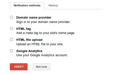 Verify Domain For Google Workspace