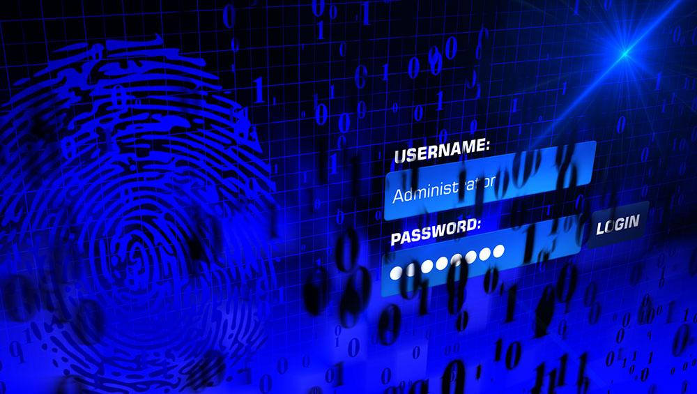 Do not use admin as a username keep login secure